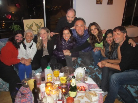 Dec 11 2012 Salon: Jesus, Vai, Cathy, Susan, Adam, Hiro, Anjali, Veronica, Scott